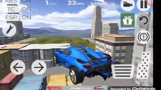 Extreme Car Driving Simulator all Bugatti car parts