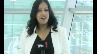 Dubai One TV - 2013 YEAR IN REVIEW - The first UAE pearls auction - Interview with Ahmed Bin Sulayem