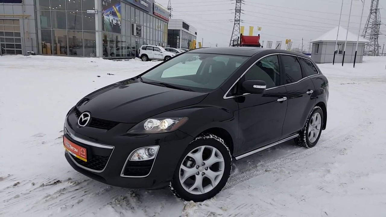 Mazda CX-7 с пробегом 2009 | QUALITY Cars - YouTube