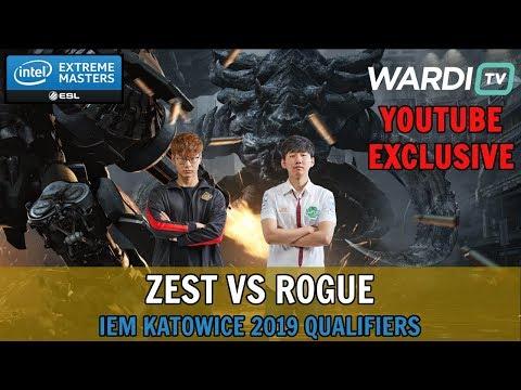 Zest vs Rogue (PvZ) - IEM Katowice Server Qualifiers YOUTUBE EXCLUSIVE!