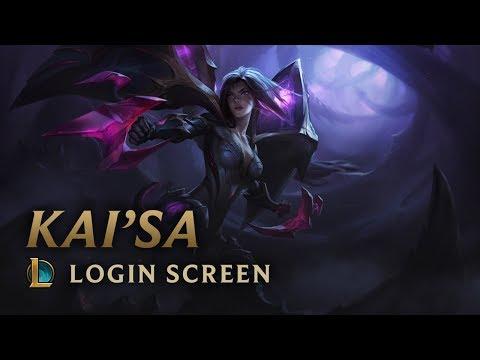 Kai'Sa, the Daughter