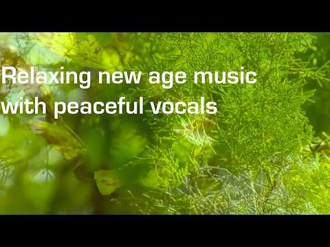 Beautiful relaxing new age music singer Marcomé