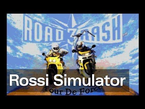 Road Rash 3 - Rossi Simulator