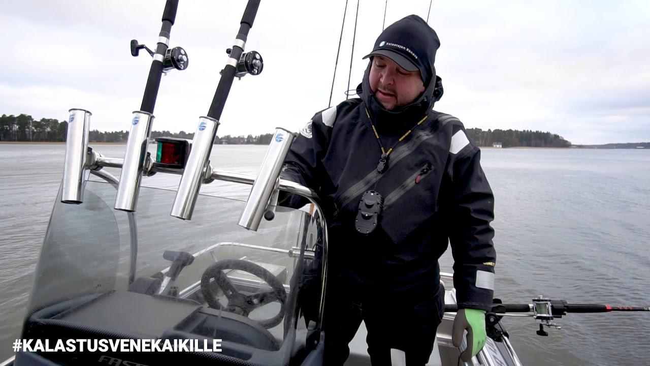 Faster 460 I -  täysiverinen kalastusvene