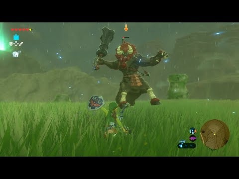 Zelda: BOTW (When You Stumble Across A Lynel In Your Travels)