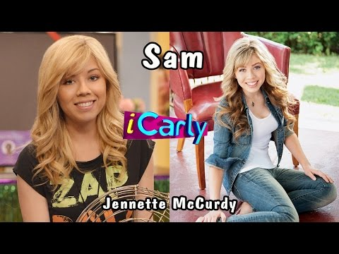 iCarly Then and Now 2017