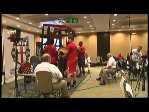 Day 3 2015 AAPF Nationals Squats