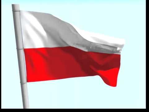 Flaga Polski Blender Youtube