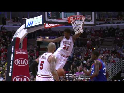 Top 10 NBA Plays: March 22nd