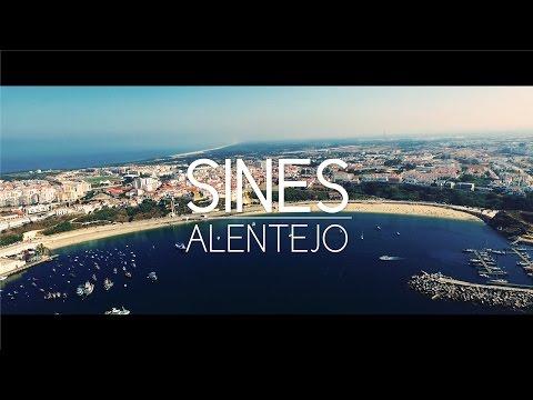Sines - Vista Aérea @Alentejo - Portugal
