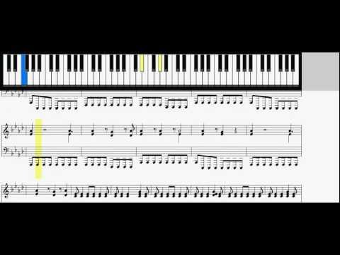 How to play Flo Rida - Wild Ones piano cover tutorial with sheet music