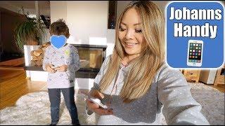 Johann schreibt mir WhatsApp 😍 Handy für Kinder? Food Haul | Mama Alltag VLOG | Mamiseelen