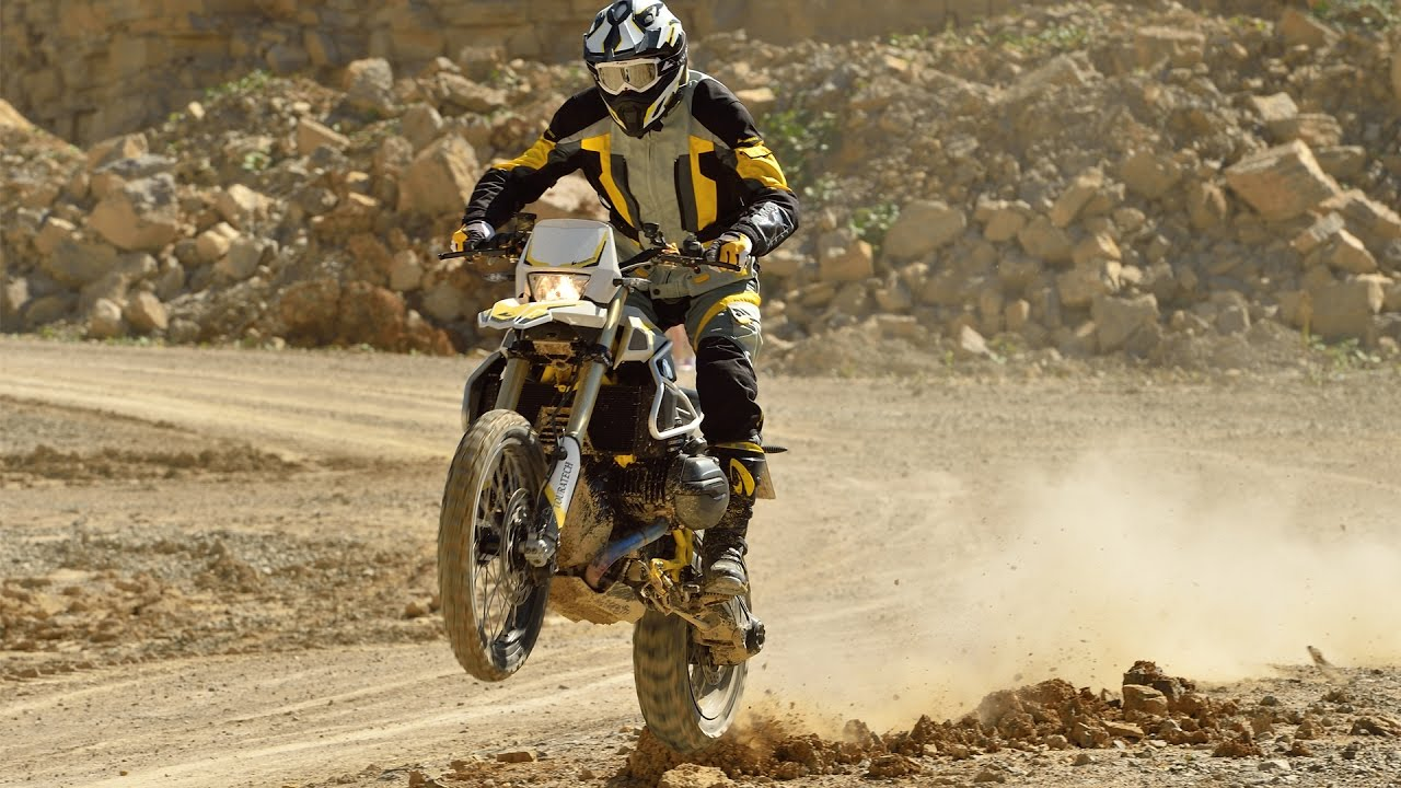 Touratech R1200GS Rambler | Quarry