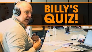 Billy Brownless's Quiz Returns By Popular Demand! | The Rub | Triple M
