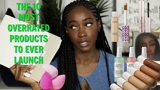 Products The Beauty Community Lied About? | Too Much Mouth