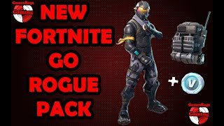 FORTNITE BATTLE ROYALE: GO ROGUE PACK INSIGHT