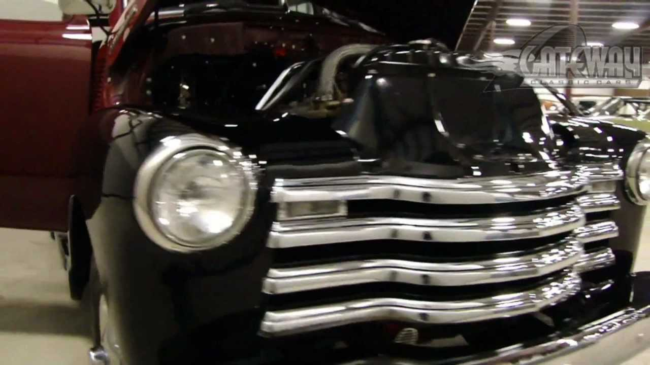 1948 Chevrolet Suburban Youtube 1954 Chevy 4x4