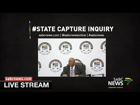 State Capture Inquiry, 18 March 2019 Part 2