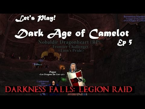 DAoC LIVES! [Let's Play!] Dark Age of Camelot – Darkness Falls Raid – Albion