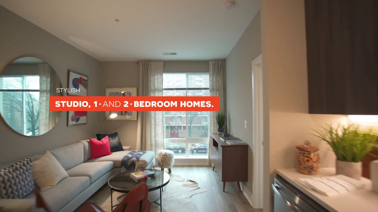 Brand New Apartments In Washington Dc Modern On M The Life