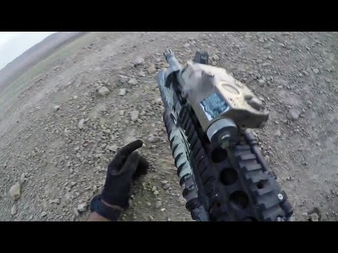 Afghanistan - HD Helmet Cam Footage Of US Special Operations In Action In The Afghan Desert