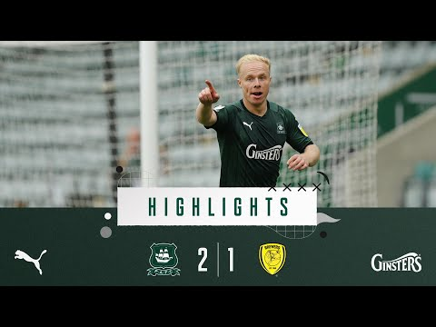 Plymouth Burton Goals And Highlights