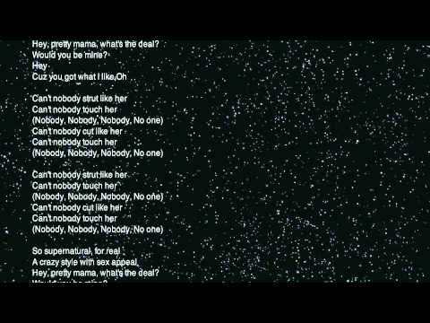 Ne Yo Nobody Lyrics Matthew west) by casting crowns. ega shubeifa top