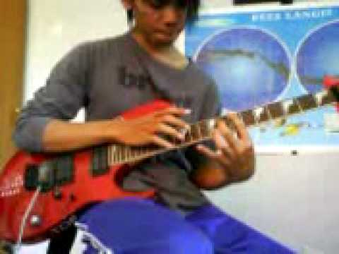 Guitarist Yaitu Acoy - flying with me