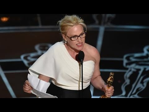 Gender Pay Gap: Behind Patricia Arquette's Oscar Speech