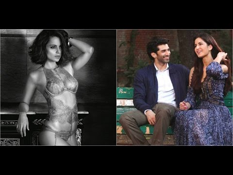 Kangana Says 'Gangster' Saved Her From Doing An Adult Movie | Katrina Welcomes Aditya On Facebook