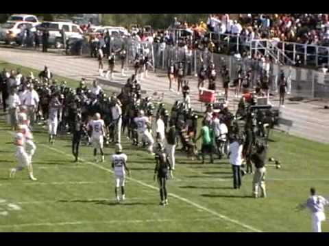 Patrick Ryan WVSU QB#7 Soph. Highlights 2009