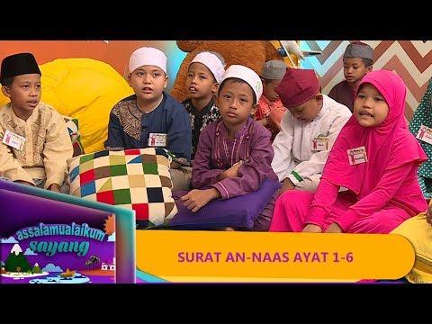 Belajar Ngaji Menyenangkan Bareng Oki Setiana Dewi  - Assalamualaikum Sayang (17/12)