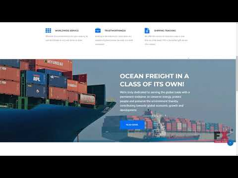 Maritime Responsive Moto CMS 3 Template TMT | Free Template  Lorne Kh