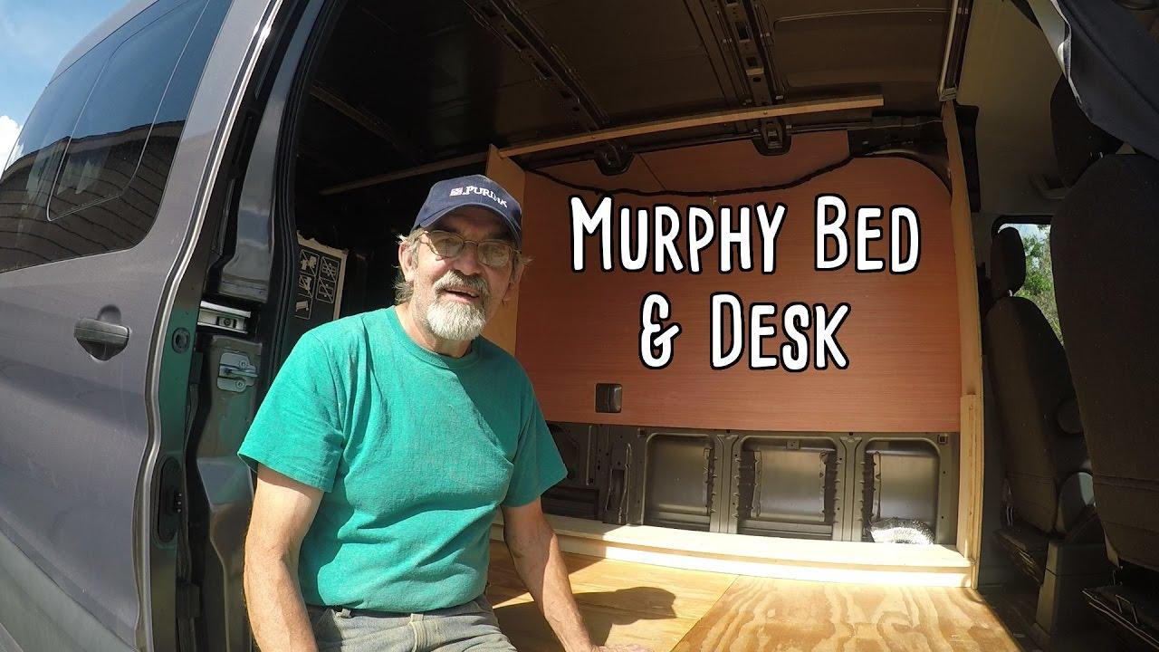 Cargo Van Conversion Murphy Bed Frame