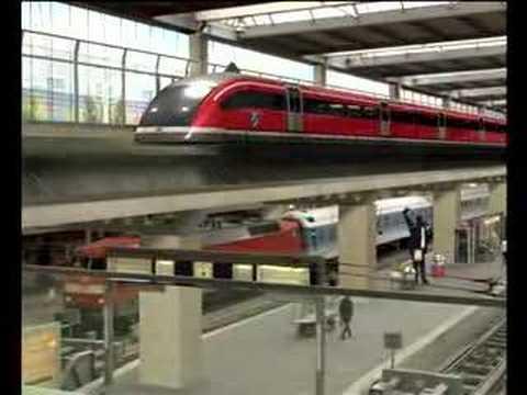 Kein Transrapid in München?
