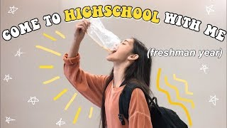 a day of freshman year *high school vlog*