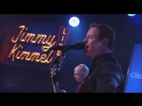 Stone Sour - Heistate - Live on Jimmy Kimmel 2011 (HD)