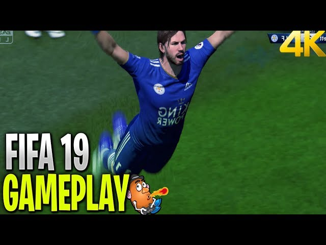 Pro Clubs Highlights   FIFA 19   Xbox One X 4K Gameplay