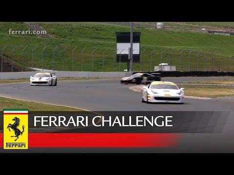 Ferrari Challenge North America – The series returns to Sonoma Raceway