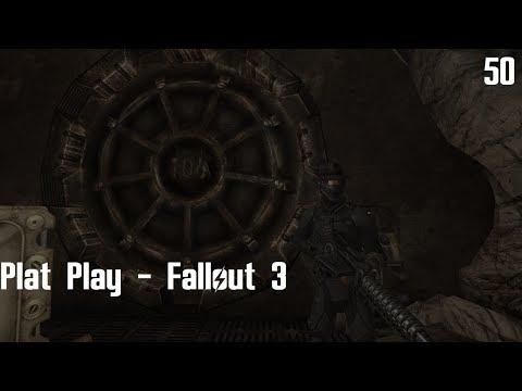 Plat Play - Fallout 3 Part 50 - Bethesda Ruins