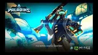 Paladins Siege VICTORY