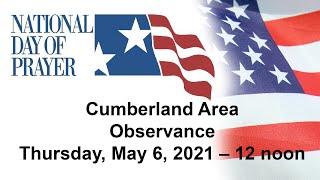 ... from cumberland, maryland. may 6, 2021 - 12 noon