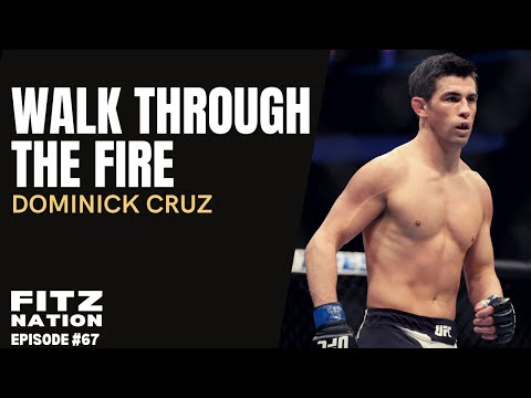 This is why Dominick Cruz was able to achieve greatness as a fighter