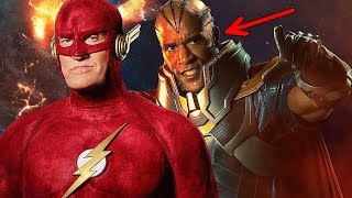 НАСТОЯЩИЙ ЗЛОДЕЙ КРОССОВЕРА 2019 / Флэш | The Flash