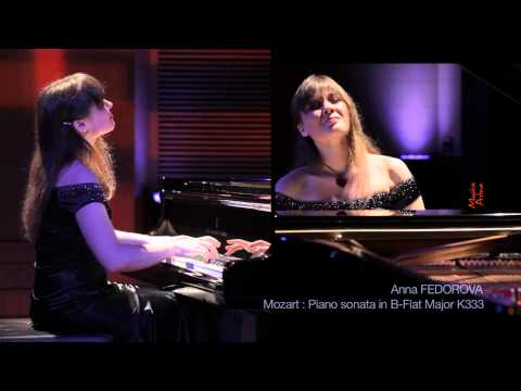 Fedorova Anna Mozart Piano Sonata - Complete
