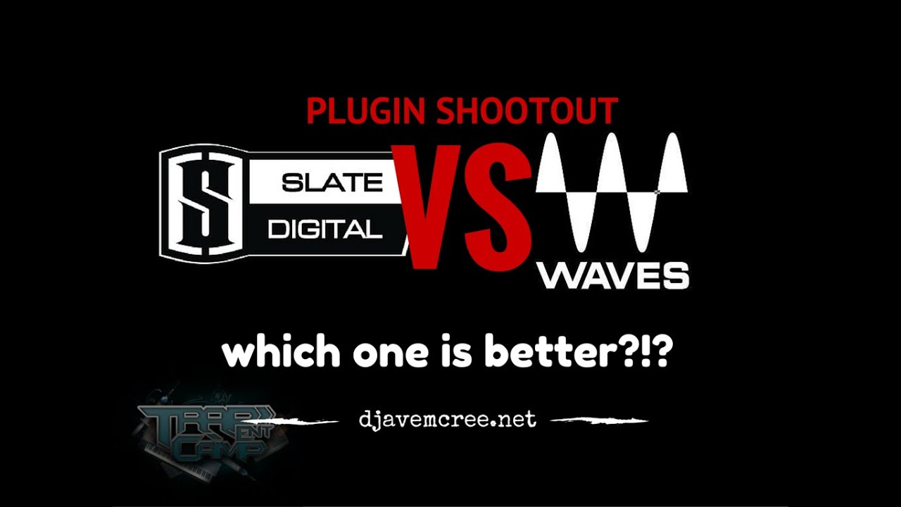 Slate Digital vs  Waves Audio(which company's better?)