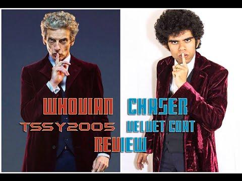 12th Doctor Cosplay Part Review: The Velvet Coat (TSSY2005)