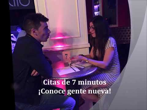 speed dating madrid