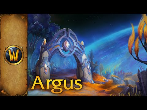 World Of Warcraft - Music & Ambience - Argus