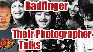Badfinger's Photographer On The Band's Awful Luck + Rare Photographs